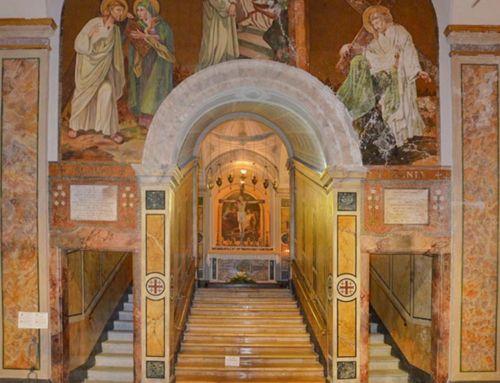 Scala Santa di Veroli